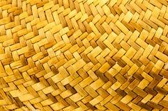 De textuur van het stro Royalty-vrije Stock Foto's