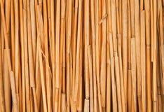 De textuur van het stro Stock Fotografie