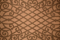 De textuur van het tapijt Stock Foto's
