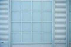 De textuur van het venster Royalty-vrije Stock Afbeelding
