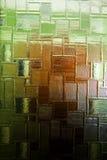 De Textuur van het Venster van het glas Royalty-vrije Stock Afbeeldingen