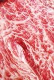 De textuur van het vlees Royalty-vrije Stock Afbeeldingen