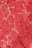 De textuur van het vlees Stock Foto's