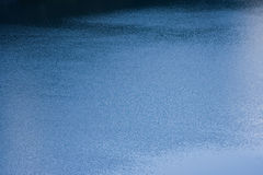 De textuur van het water Stock Fotografie
