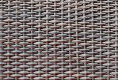 De textuur van het weefsel Royalty-vrije Stock Foto