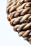 De Textuur van het Weefsel van de mand Stock Afbeeldingen
