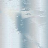 De textuur van het witmetaal Stock Foto