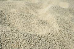 De textuur van het zand - 2 Royalty-vrije Stock Afbeeldingen