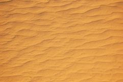 De textuur van het zand Royalty-vrije Stock Afbeelding