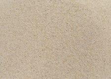 De textuur van het zand Royalty-vrije Stock Afbeeldingen