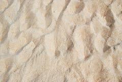 De Textuur van het Zand van het strand Stock Afbeeldingen