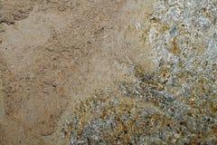 De textuur van het zandsteen Royalty-vrije Stock Afbeeldingen