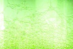 De textuur van het zeepbelzeepsop Royalty-vrije Stock Foto's