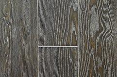 De textuur van de houten, massieve bevloeringsraad royalty-vrije stock afbeelding