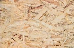 De textuur van houten zaagsel, licht hout stock foto's