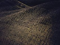De textuur van jeans stock afbeelding