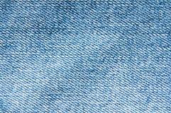 De textuur van jeans Royalty-vrije Stock Afbeeldingen