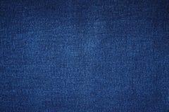 De textuur van jeans Royalty-vrije Stock Afbeelding
