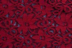 De textuur van kant Royalty-vrije Stock Fotografie