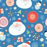 De textuur van Kerstmis Stock Afbeeldingen