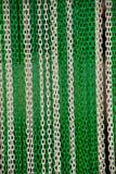 De textuur van kettingen. royalty-vrije stock foto