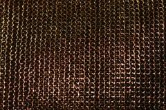 De textuur van de kettingspost stock foto