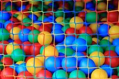 de textuur van kleurenballen Royalty-vrije Stock Foto