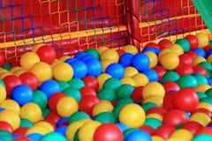 de textuur van kleurenballen Royalty-vrije Stock Fotografie