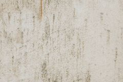 De textuur van de muur met krassen en barsten aan alle kanten royalty-vrije stock foto's