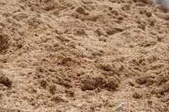 De textuur van nat zand royalty-vrije stock fotografie