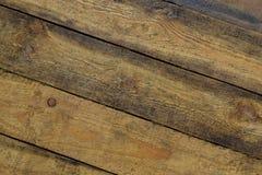 De textuur van natte raad Stock Fotografie