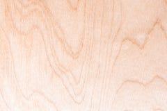 De textuur van natuurlijk berktriplex, de oppervlakte van het timmerhout is onbehandeld, heel wat vezel en kleine spaanders stock afbeelding