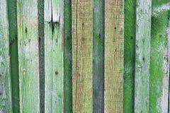 De textuur van de oude houten omheining royalty-vrije stock foto's