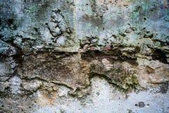 De Textuur van Oude Muur Stock Afbeeldingen