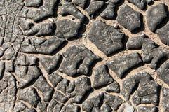 De textuur van de oude teer royalty-vrije stock foto