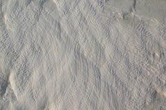 De Textuur van Pamukkalehieropolis Royalty-vrije Stock Fotografie