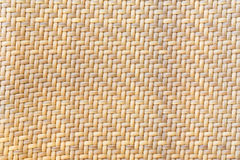 De textuur van rieten meubilair Royalty-vrije Stock Fotografie