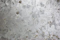 De textuur van roestig metaal Stock Fotografie