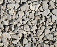De textuur van rotsen Stock Foto