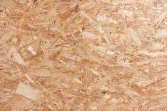 De textuur van de spaanplaathoutvezelplaat Houten materiaal royalty-vrije stock fotografie