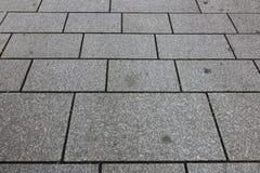 De textuur van de steengang stock afbeelding