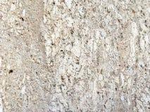 De textuur van de steentegel in bruin en romig wit Royalty-vrije Stock Afbeelding