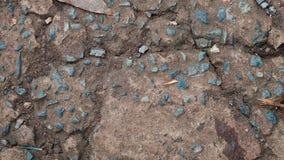 De textuur van de steenweg abstract wegpatroon royalty-vrije stock foto's