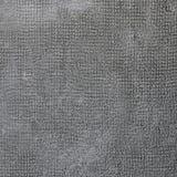 De textuur van de stof is jute grijze kleur Natuurlijke textiel roestige oppervlakte Close-up, vierkant stock foto's
