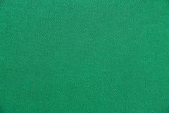 De textuur van stoffen groene kleur heeft vlotte oppervlakte, abstracte achtergrond Royalty-vrije Stock Afbeelding