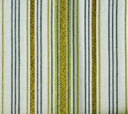 De textuur van stoffenstrepen Royalty-vrije Stock Foto