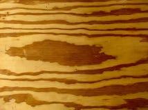 De Textuur van de triplexvloer Stock Foto