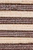 De textuur van wafeltjes stock afbeelding