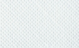 De textuur van Witboekservet Stock Foto's