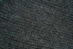 De textuur van wol in hoge resolutie Royalty-vrije Stock Fotografie
